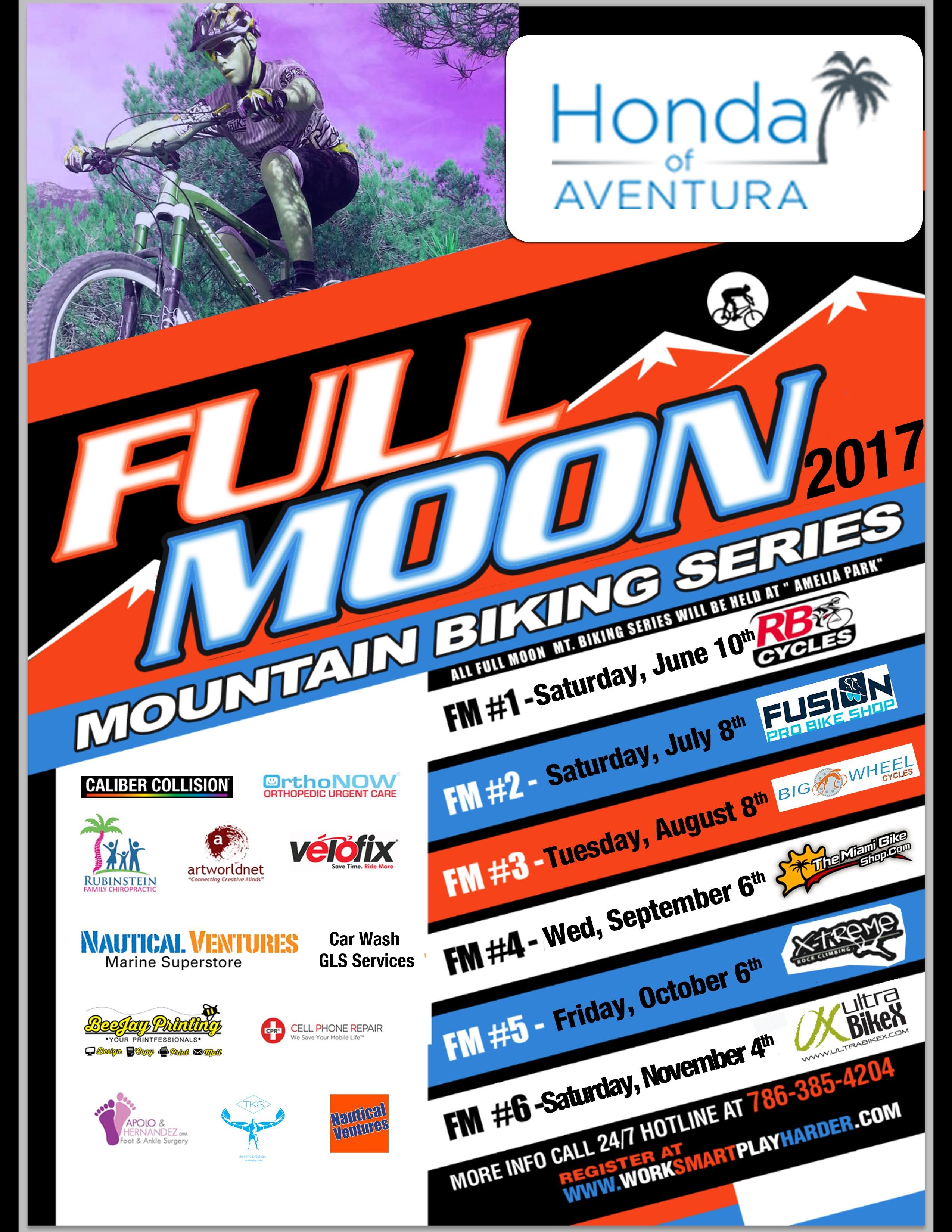 Full Moon 2017